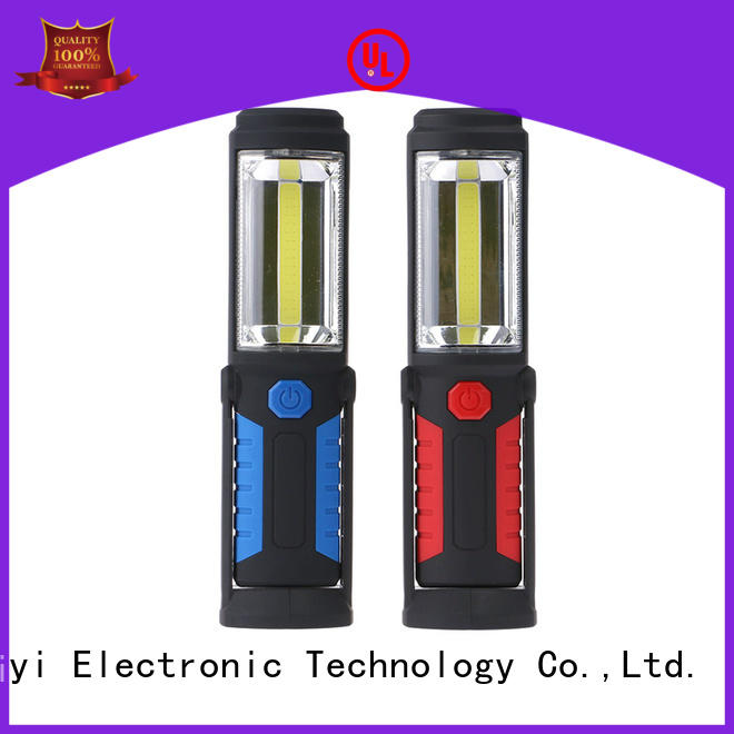 Taiyi Electronic rechargeable cordless work light supplier for multi-purpose work light