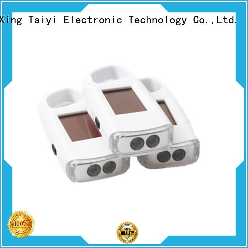Taiyi Electronic flashlight keychain light wholesale for multi-purpose work light