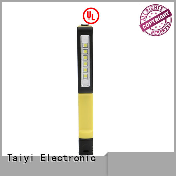 Taiyi Electronic professional best rechargeable work light cordless for multi-purpose work light