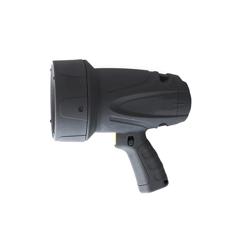 8W Rechargeable Handheld Searchlight Spotlight