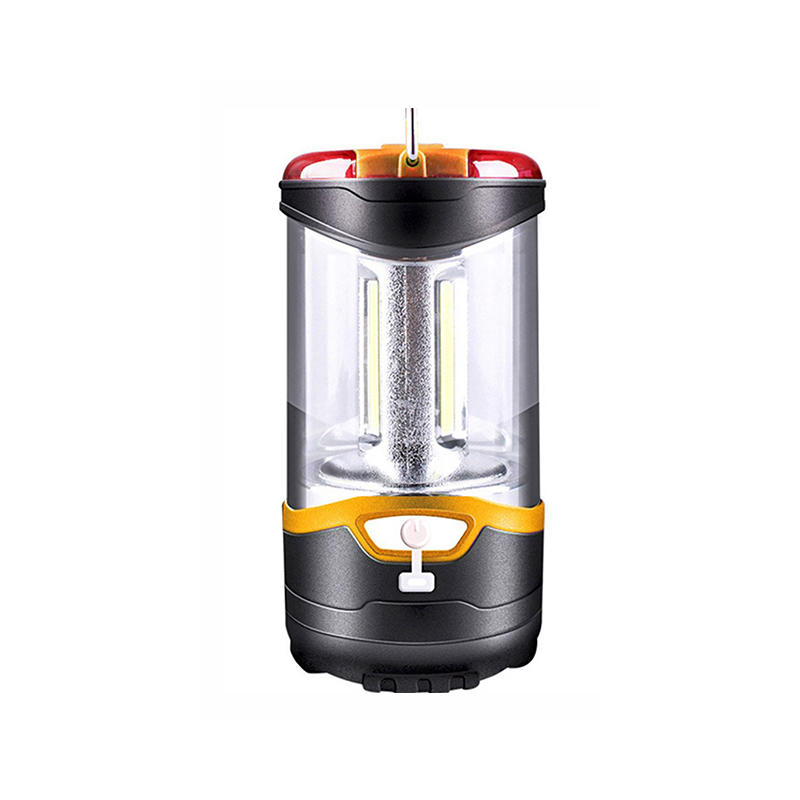 Portable rechargeable 300lumen COB lantern LIGHT
