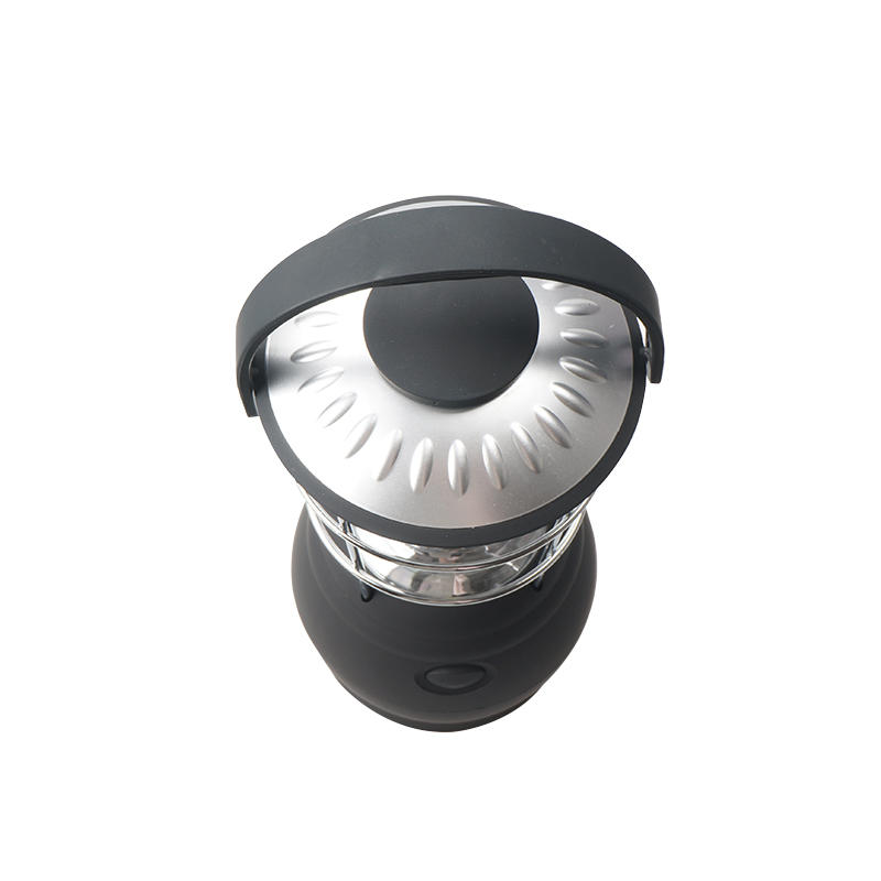 Handheld 18SMD rechargeable led crank lantern