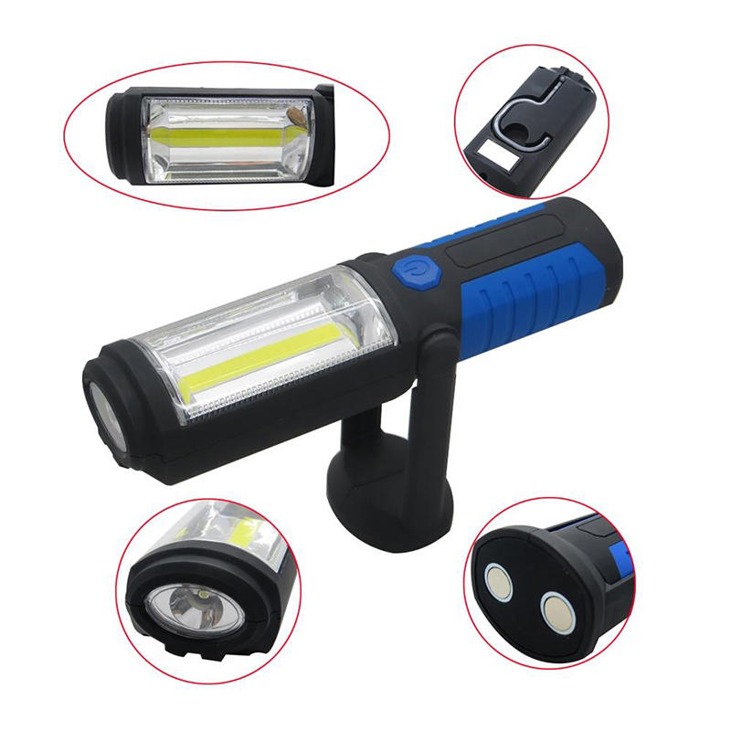 High quality Rechargeable Cob Pocket Work Light