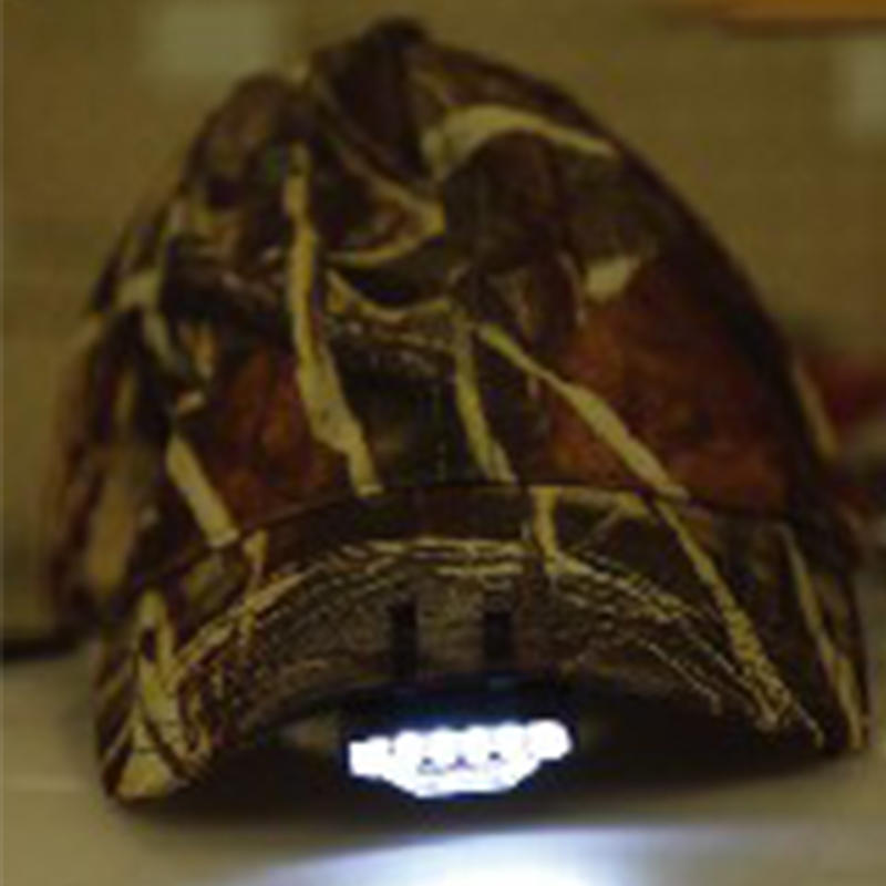 Outdoor Bright and  Portable Cap Clip Light