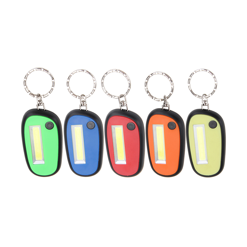 Taiyi Electronic colorful keychain flashlight series for roadside repairs-1