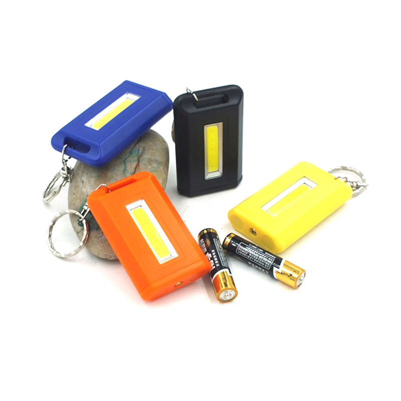 Taiyi Electronic solar flashlight keychain with logo wholesale for electronics-2