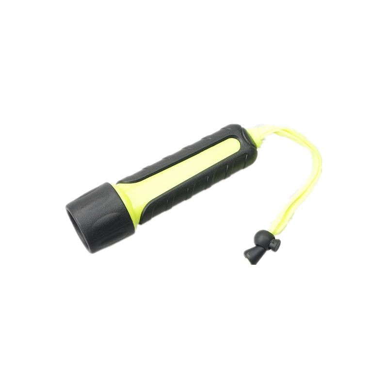 Customized Waterproof Diving flashlight with logo