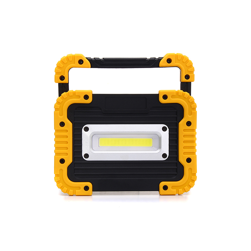 rechargeable rechargeable led work light plastic series for multi-purpose work light-2