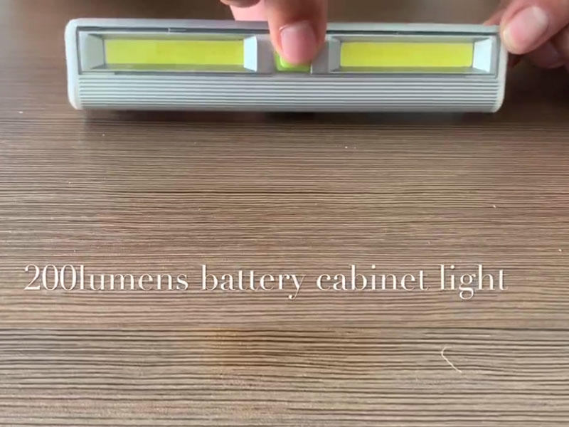 200lumens cob cabinet light.