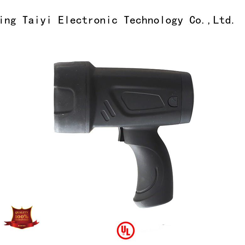 Taiyi Electronic searchlight high power handheld spotlight series for security