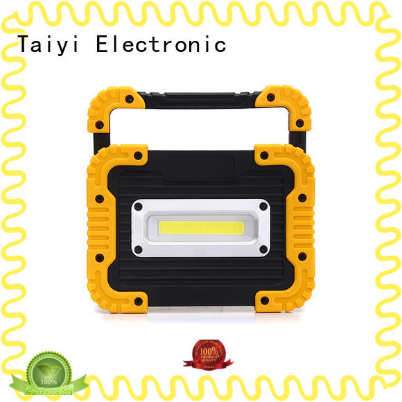 Taiyi Electronic online rechargeable work light wholesale for electronics