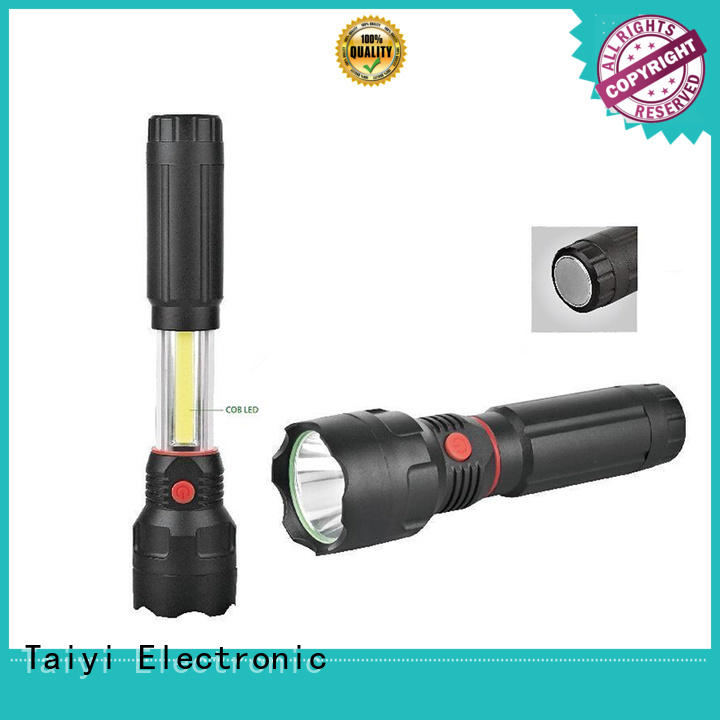 Taiyi Electronic professional rechargeable work light wholesale for multi-purpose work light