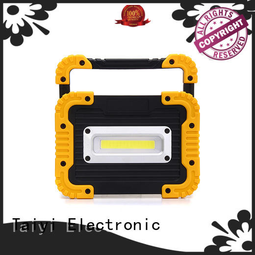 Taiyi Electronic professional magnetic work light supplier for multi-purpose work light