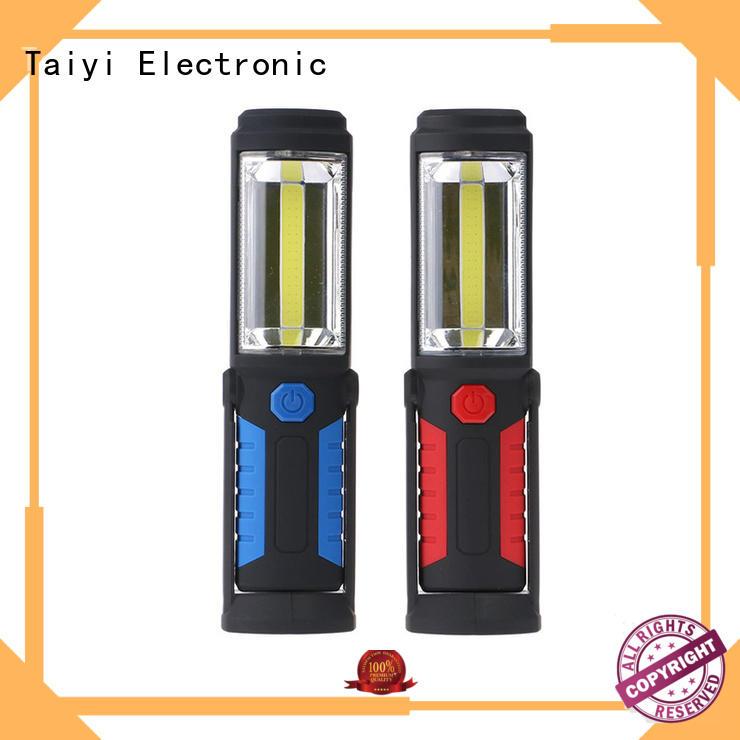 Taiyi Electronic professional handheld work light wholesale for multi-purpose work light