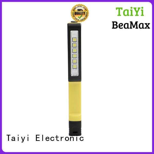 Taiyi Electronic work cordless work light manufacturer for roadside repairs