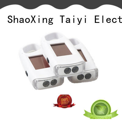 Taiyi Electronic mini led keychain manufacturer for roadside repairs