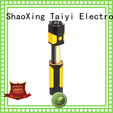 Taiyi Electronic durable 20w rechargeable led work light wholesale for electronics