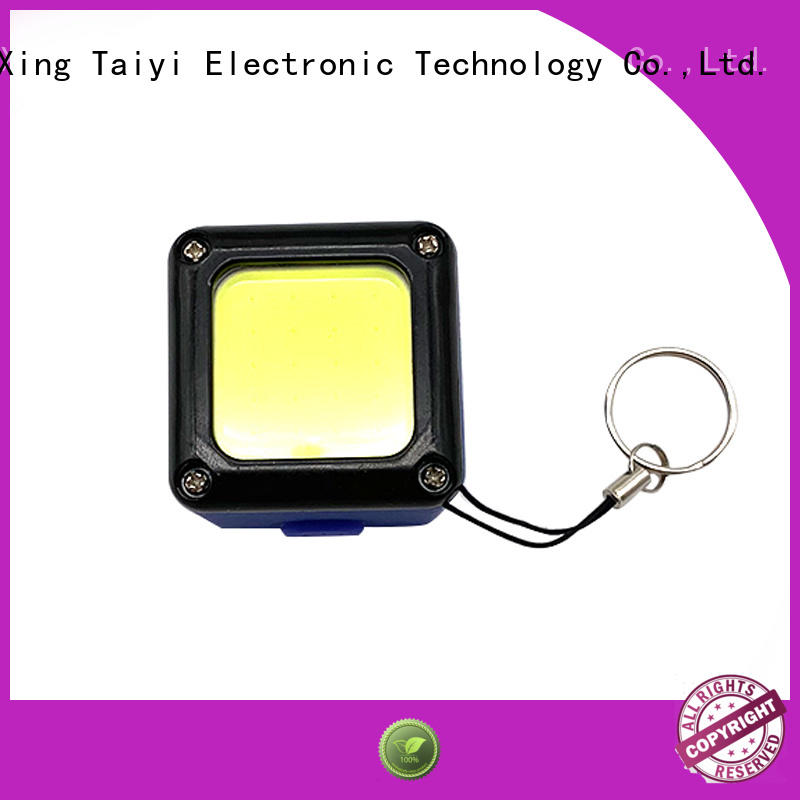 Taiyi Electronic usb portable rechargeable work lights supplier for roadside repairs