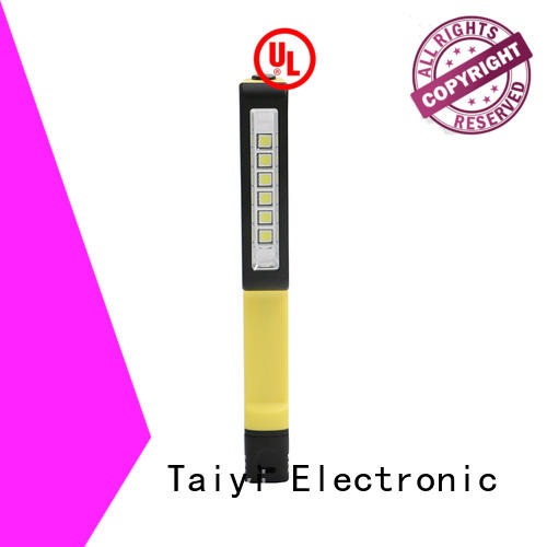 Taiyi Electronic professional cob work light manufacturer for roadside repairs