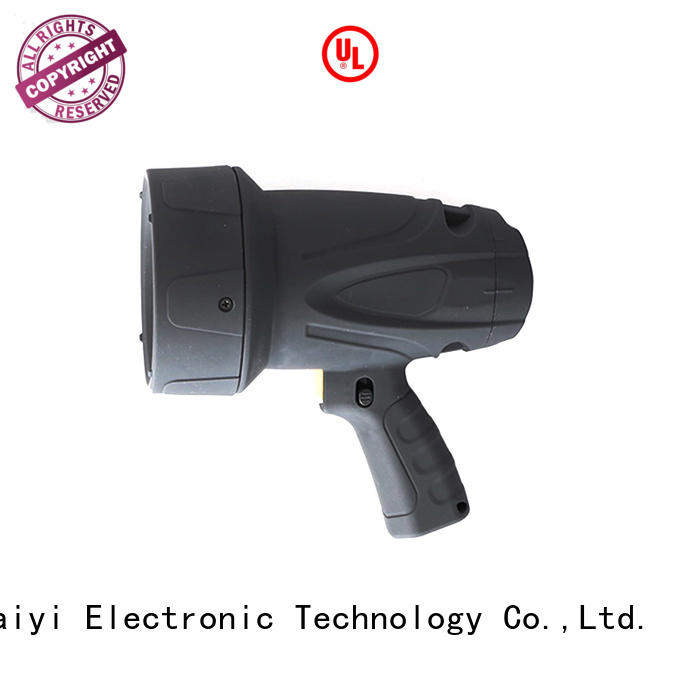 Taiyi Electronic high quality night searchlight manufacturer for search