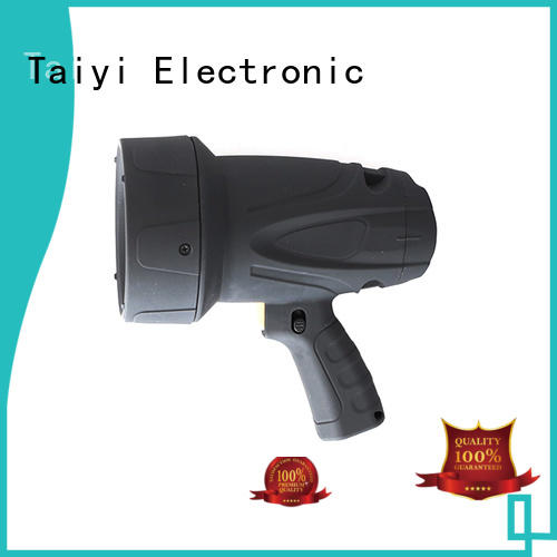 Taiyi Electronic well-chosen best portable spotlight manufacturer for camping