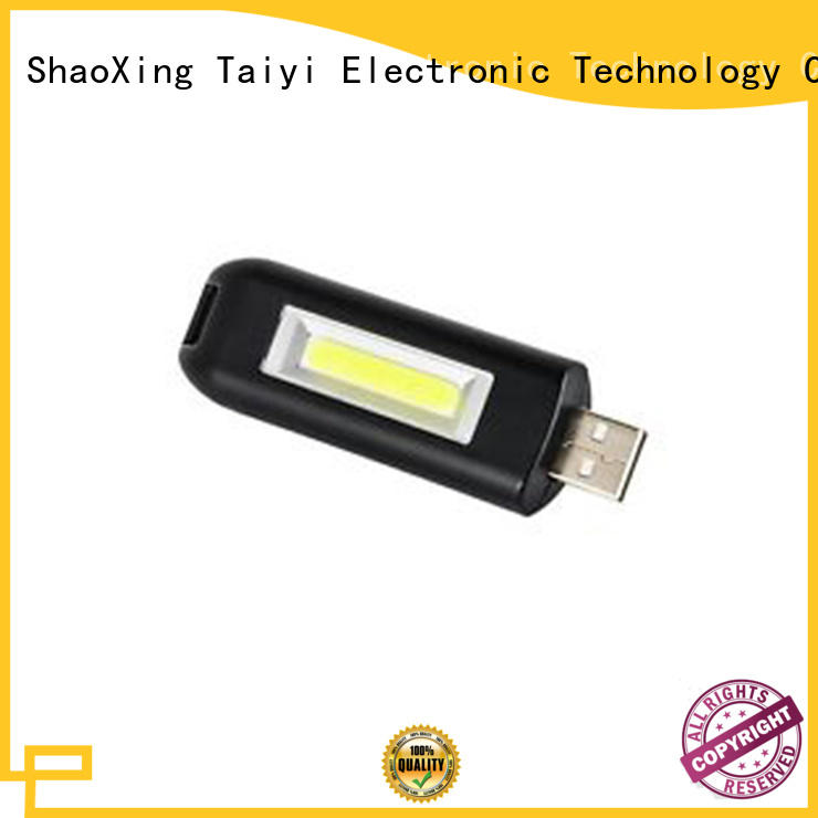 Taiyi Electronic super led keychain light manufacturer for roadside repairs