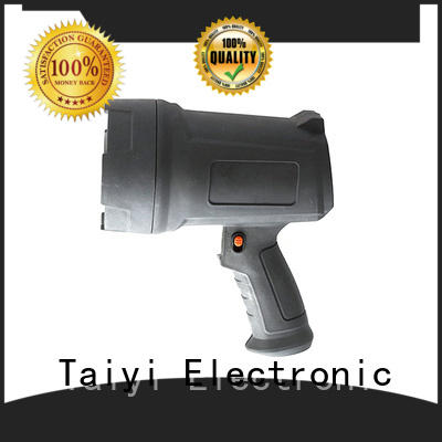 Taiyi Electronic professional led handheld spotlight supplier for sports