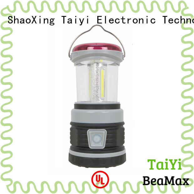 Taiyi Electronic lantern rechargeable camping lantern manufacturer for electronics