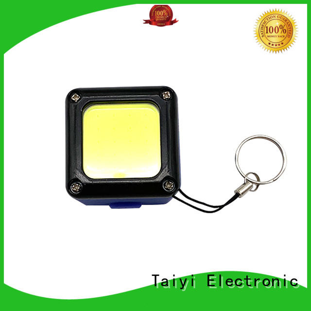 Taiyi Electronic professional rechargeable led work light manufacturer for roadside repairs