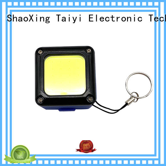 Taiyi Electronic rechargeable magnetic work light supplier for electronics