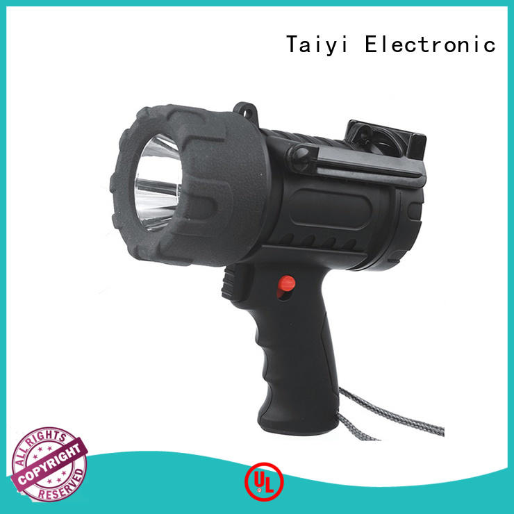 well-chosen searchlight lighting supplier for security