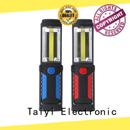 Taiyi Electronic flexible rechargeable work light supplier for multi-purpose work light