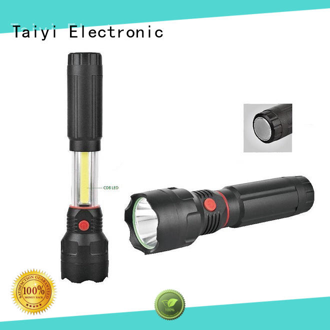 Taiyi Electronic professional magnetic led work light rechargeable manufacturer for electronics