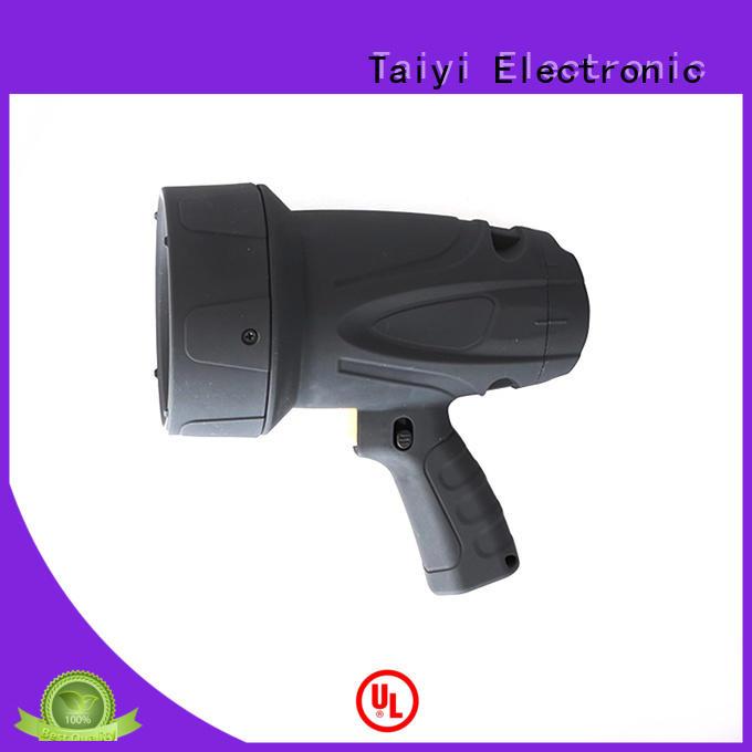 high quality high power handheld spotlight manufacturer for vehicle breakdowns