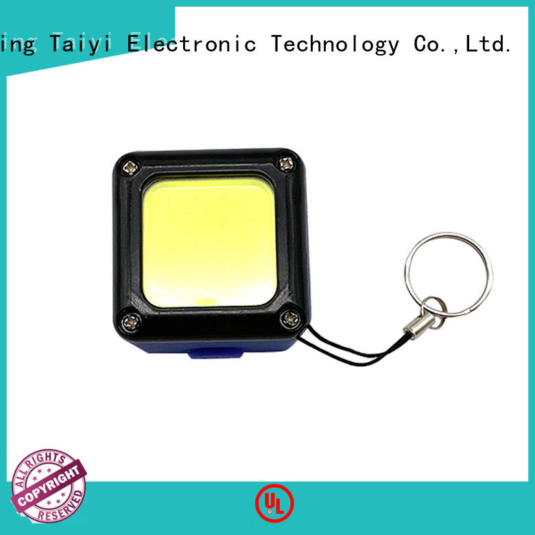 Taiyi Electronic battery portable work light wholesale for roadside repairs