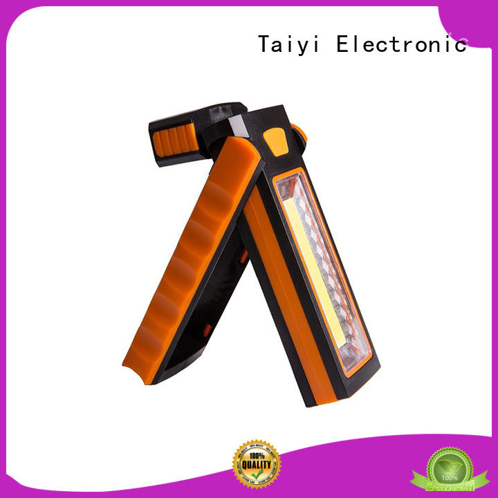 stable cob work light series for electronics