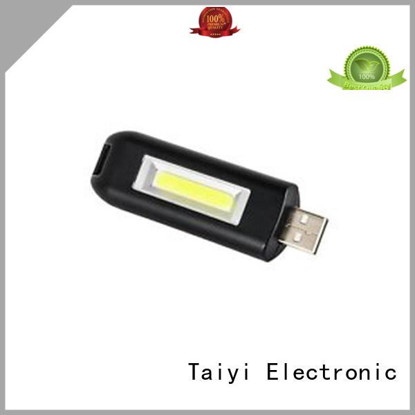 Taiyi Electronic professional mini flashlight keychain series for electronics