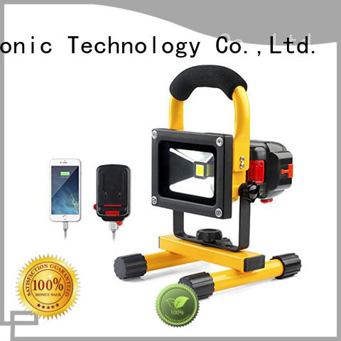 Taiyi Electronic rechargeable portable work light supplier for multi-purpose work light