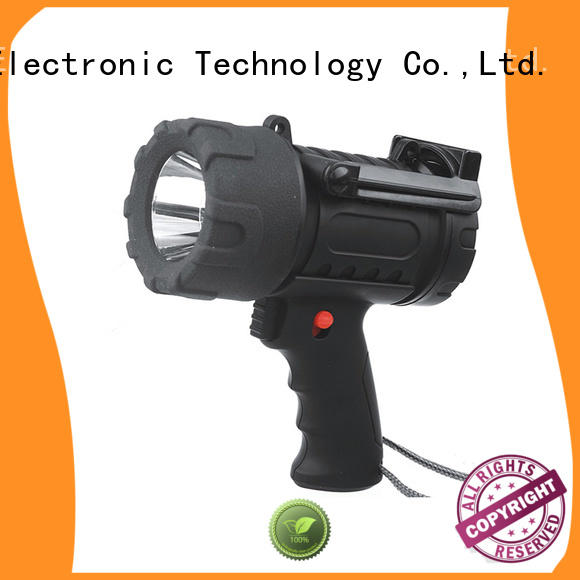 professional handheld spotlight search wholesale for camping