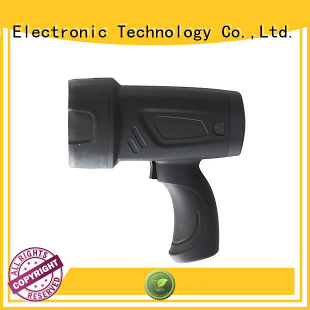Taiyi Electronic well-chosen rechargeable spotlight supplier for camping