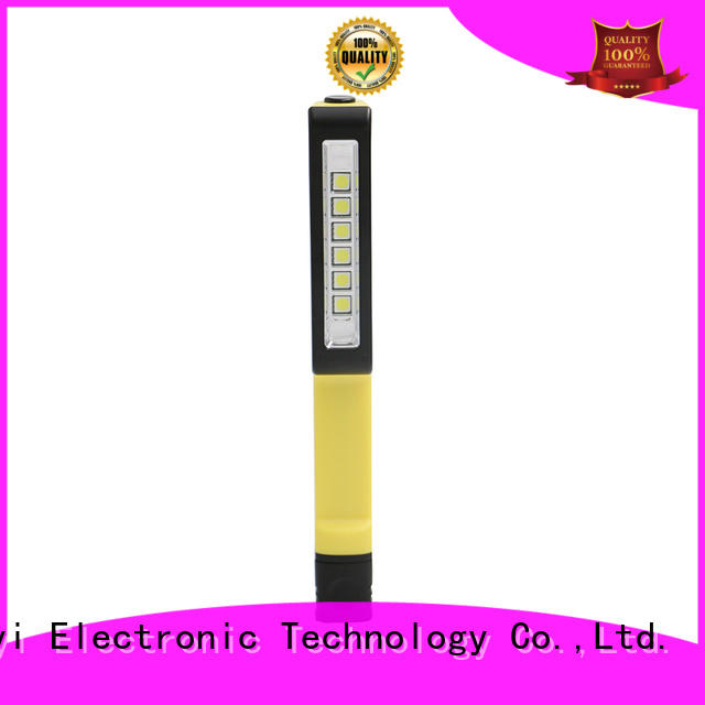 Taiyi Electronic rechargeable 12 volt led work lights manufacturer for roadside repairs