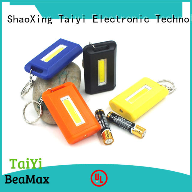 Taiyi Electronic professional custom keychain light manufacturer for electronics