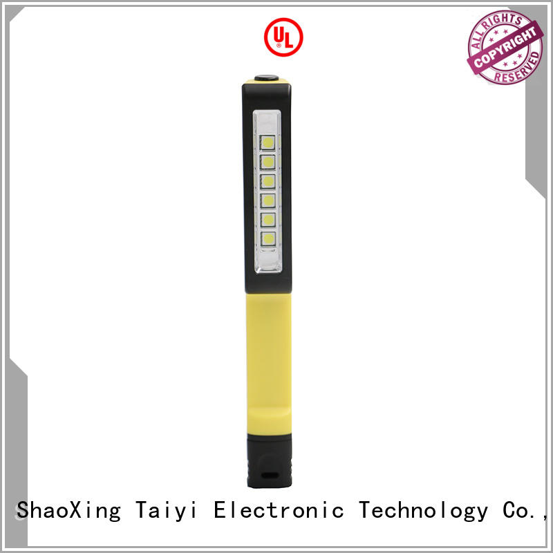 battery best work light quality for roadside repairs Taiyi Electronic