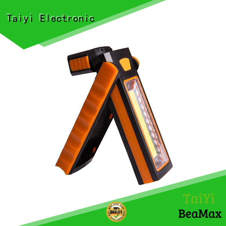 professional portable rechargeable work lights attached supplier for multi-purpose work light