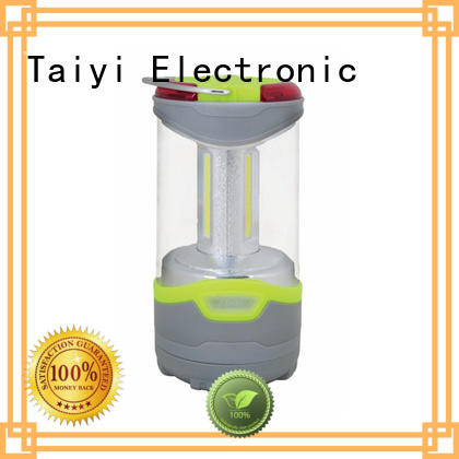 Taiyi Electronic battery portable lantern wholesale for electronics