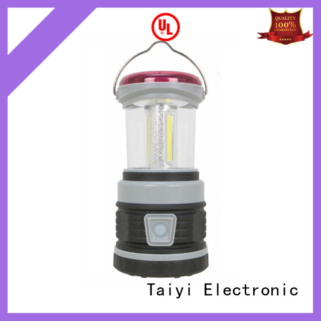 Taiyi Electronic portable led lanterns decorative manufacturer for multi-purpose work light