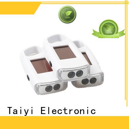 Taiyi Electronic professional keychain led flashlight wholesale for electronics
