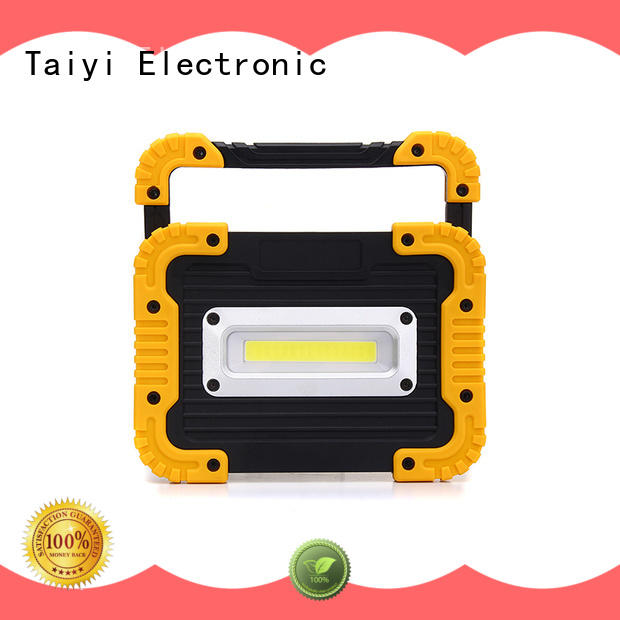 Taiyi Electronic led rechargeable led work light manufacturer for electronics