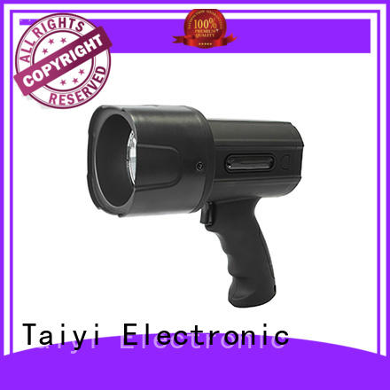 Taiyi Electronic spotlight handheld spotlight for boat series for security