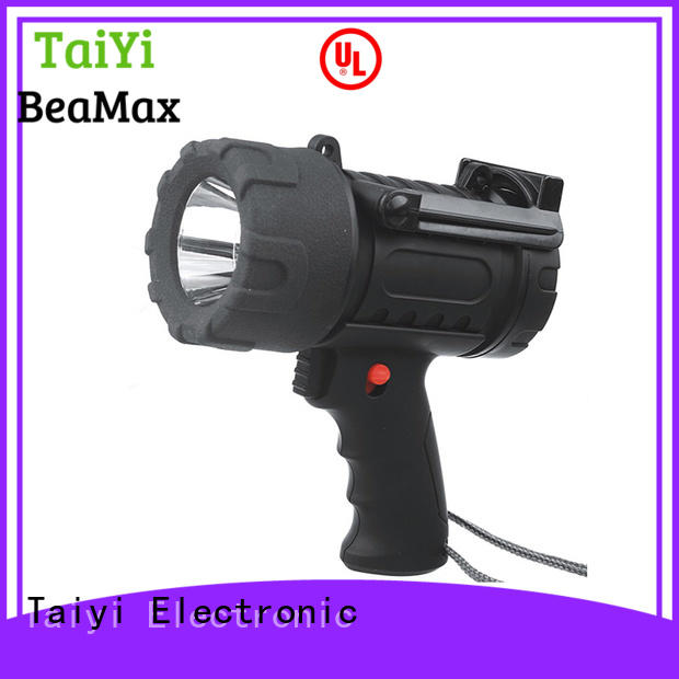 Taiyi Electronic well-chosen led handheld spotlight wholesale for sports